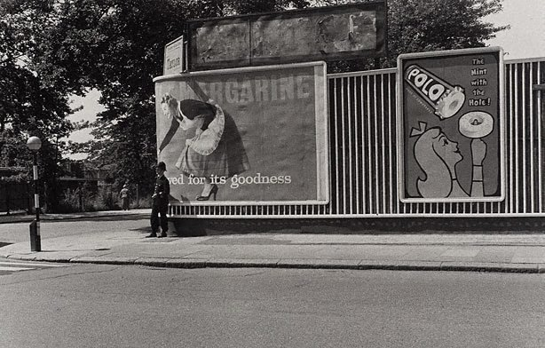 An image of Margarine advertisement, London