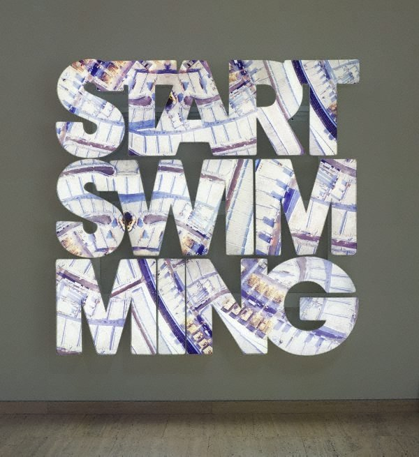 An image of Start swimming