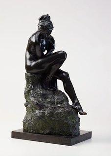 Psyche, circa 1919 by Eva E. Benson