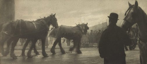 An image of Faithful submission by Harold Cazneaux