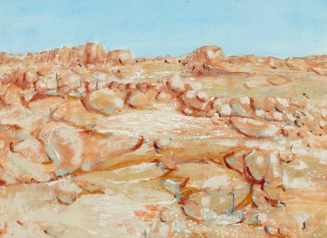 An image of Tibooburra landscape