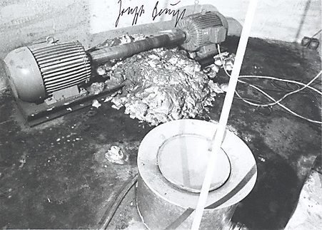 An image of Output 16 by Joseph Beuys