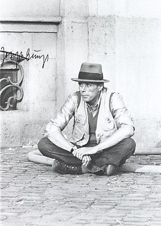 An image of Output 19 by Joseph Beuys
