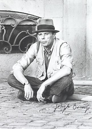 An image of Output 21 by Joseph Beuys