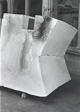 An image of Output 27 by Joseph Beuys