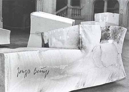 An image of Output 29 by Joseph Beuys