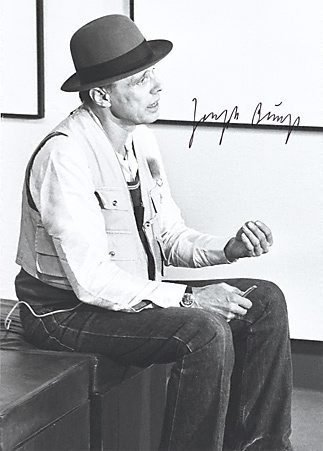 An image of Output 30 by Joseph Beuys