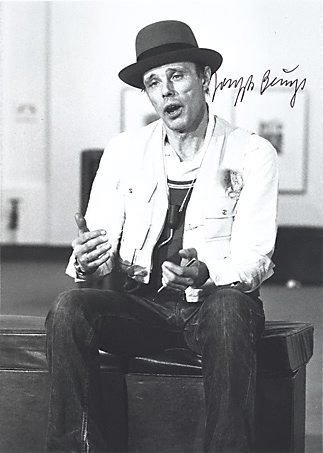 An image of Output 31 by Joseph Beuys
