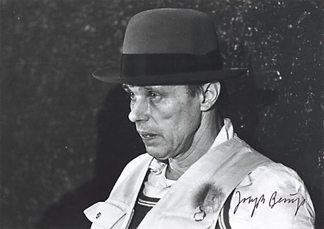 An image of Output 35 by Joseph Beuys