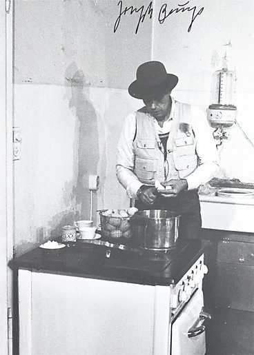 An image of Output 38 by Joseph Beuys