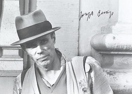 An image of Output 4 by Joseph Beuys