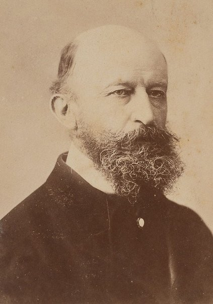 An image of Untitled (portrait of a man with beard, bust length) by Unknown, Talma and Co., Melbourne