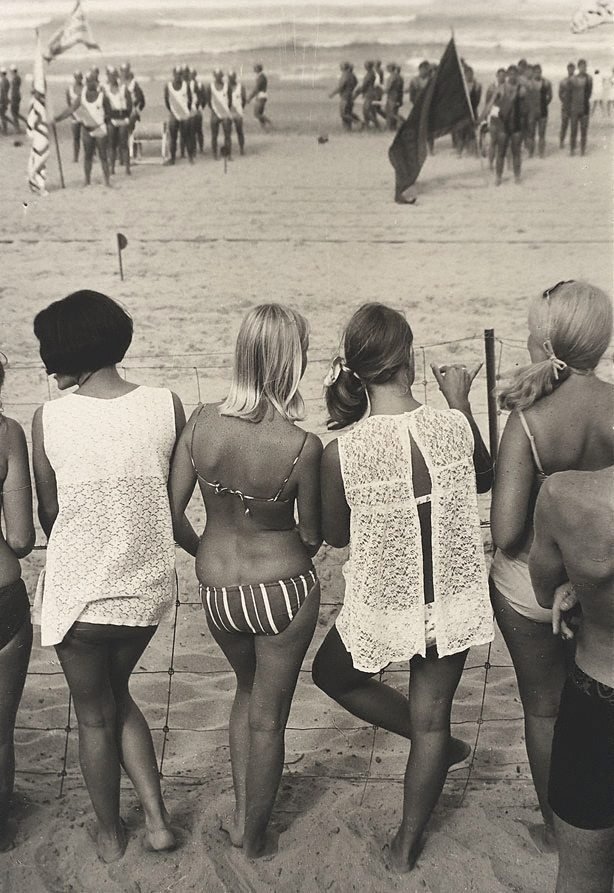An image of Surf carnival, Cronulla