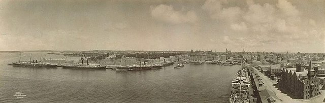 An image of Untitled (view of Circular Quay, Sydney)
