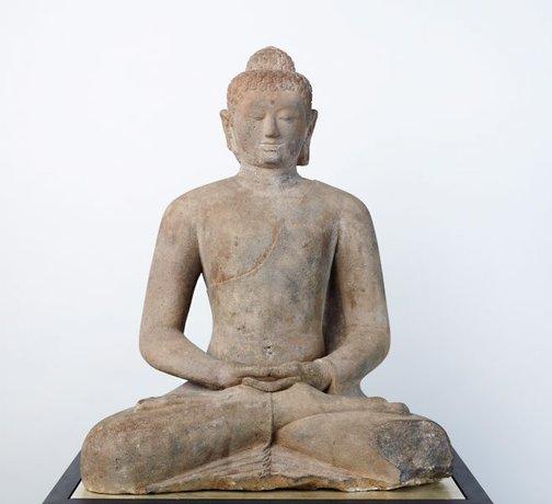An image of Amitabha Buddha by