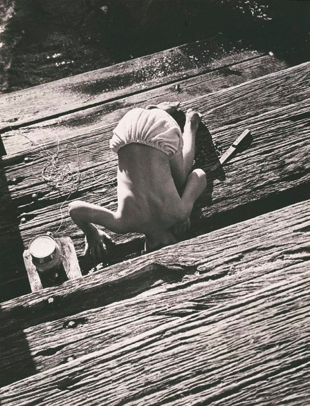 An image of David Missingham on Hunters Hill Wharf, New South Wales