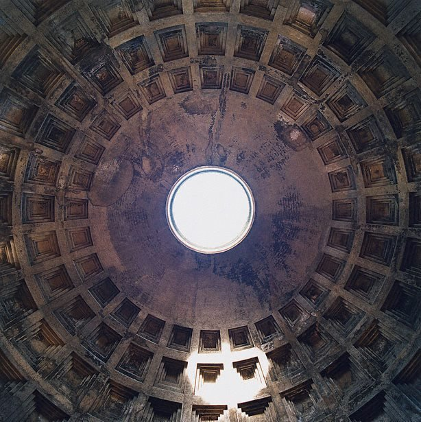 An image of Pantheon c117-138, Rome, Italy