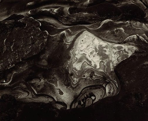 An image of Lobos by Minor White