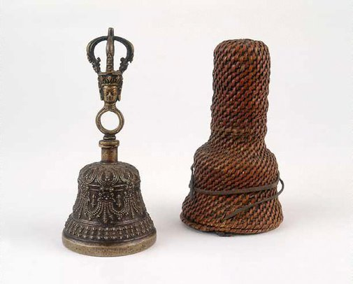An image of Ritual bell and cover by