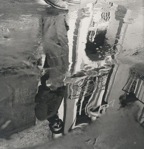 An image of Red Faller, photographer, New York by Lewis Morley