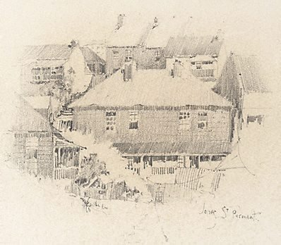 An image of Jones St, Pyrmont by Mr B.J. Waterhouse