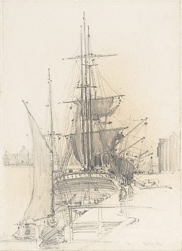 An image of Darling (Harbour 1906?) by Mr B.J. Waterhouse