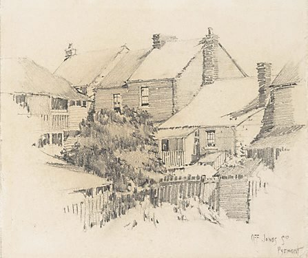 An image of Off Jones St, Pyrmont by Mr B.J. Waterhouse