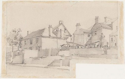 An image of Gloucester St by Mr B.J. Waterhouse