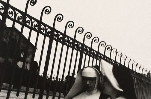An image of Nuns, Paris by Lewis Morley