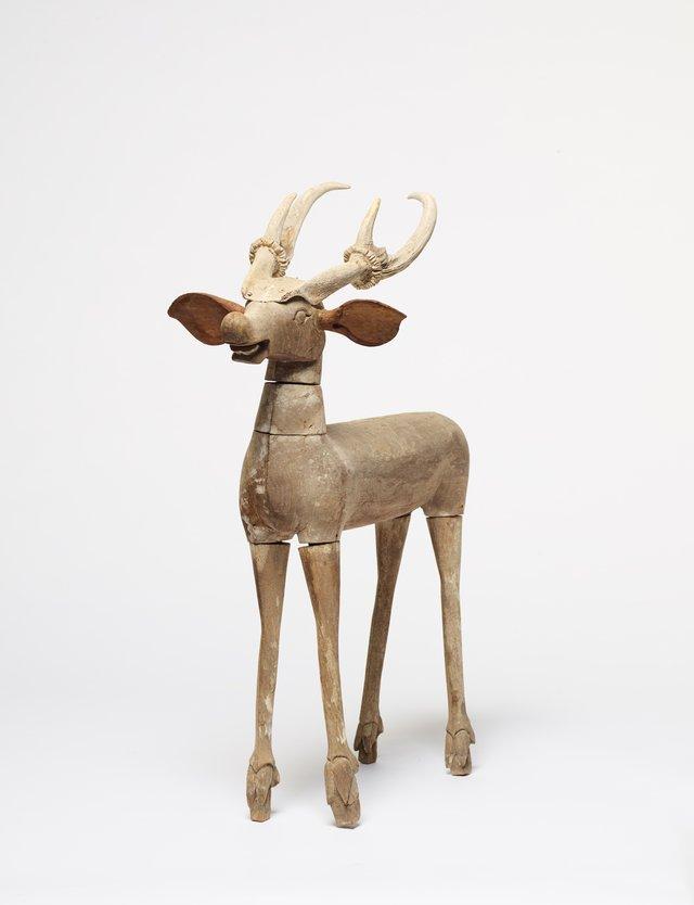An image of Deer (manjangan)
