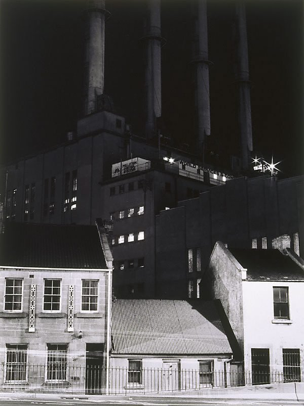 An image of Pyrmont power station