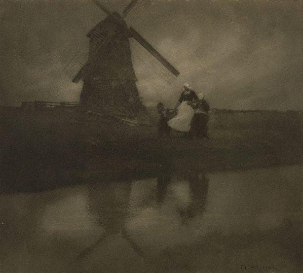 An image of A Dutch landscape