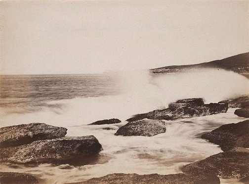 An image of Surf, Coogee, Sydney by Charles Bayliss