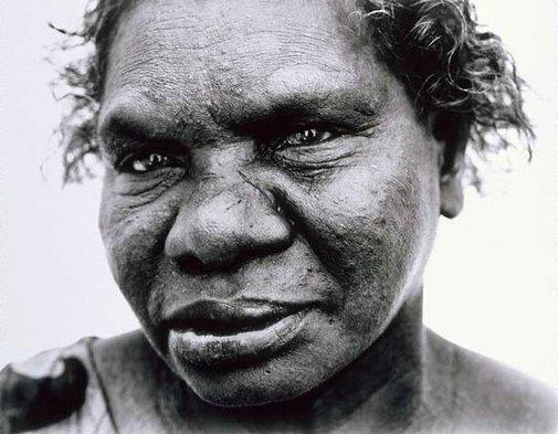 An image of Wik Elder, Gladys by Ricky Maynard