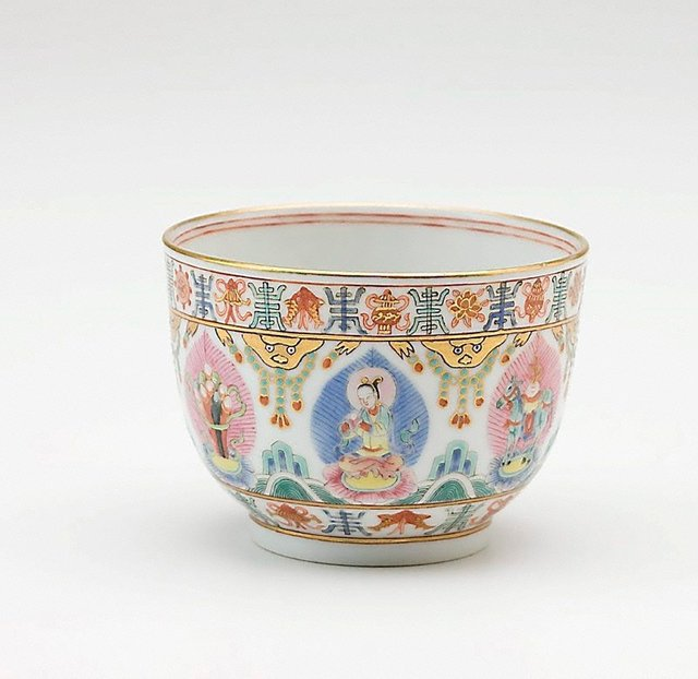 An image of Porcelain cup