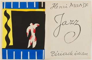 AGNSW collection Henri Matisse The clown (1947) 151.2014.1