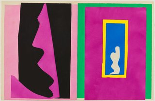 AGNSW collection Henri Matisse Destiny (1947) 151.2014.16