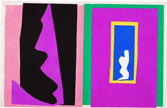 Destiny, (1947), Jazz by Henri Matisse