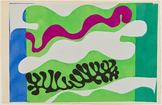 AGNSW collection Henri Matisse The lagoon (1947) 151.2014.18