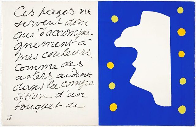Monsieur Loyal, (1947), Jazz by Henri Matisse