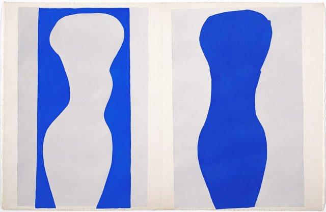 Forms, (1947), Jazz by Henri Matisse