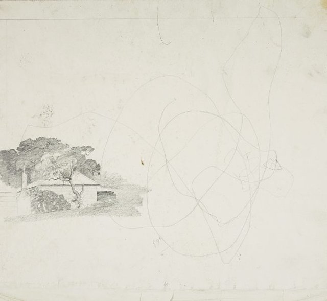 An image of Study for 'Towards Parramatta'