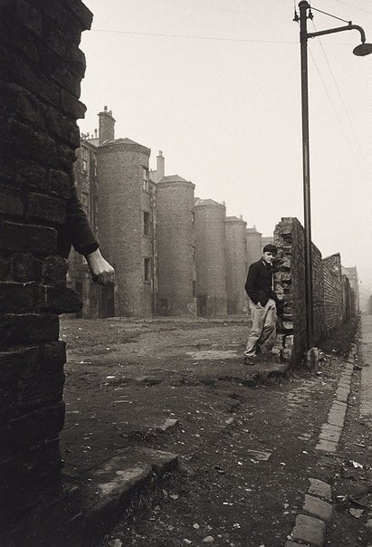 An image of Gorbals, Glasgow by Lewis Morley