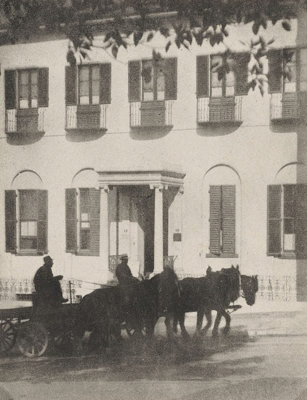 An image of The Old Treasury building