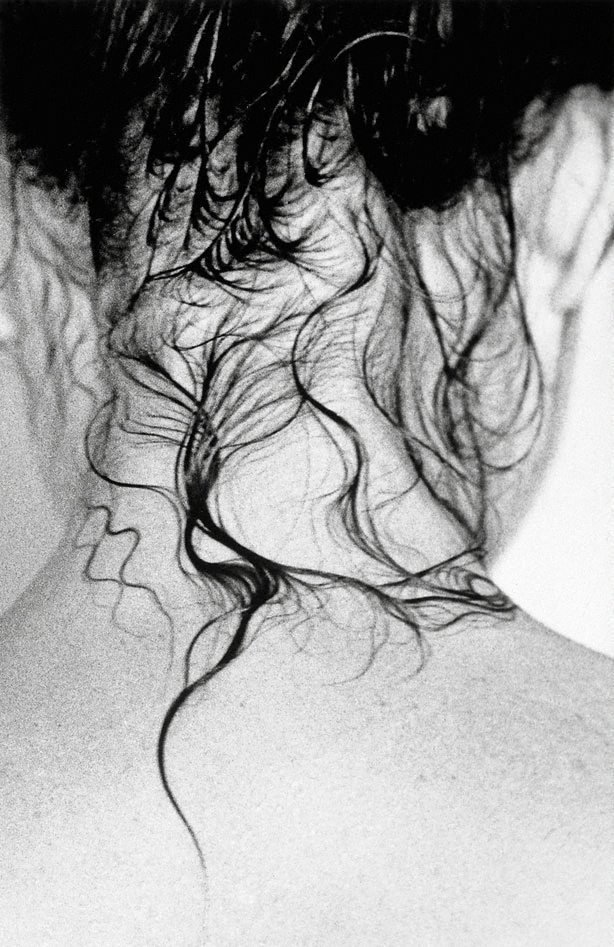 An image of Wet hair