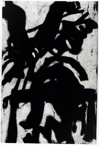 An image of Seria neagra I by Aida Tomescu