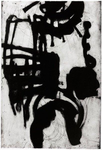 An image of Seria neagra III by Aida Tomescu