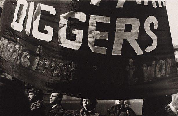 An image of Anti-Vietnam war demonstration, Trafalgar Square, London
