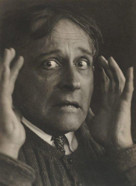 An image of Fright by Stanisław Ignacy Witkiewicz, Jozef Jan Glogowski
