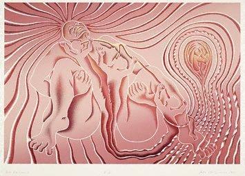 An image of Birth tear/tear